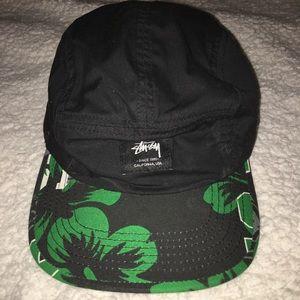 Black Stüssy Hat